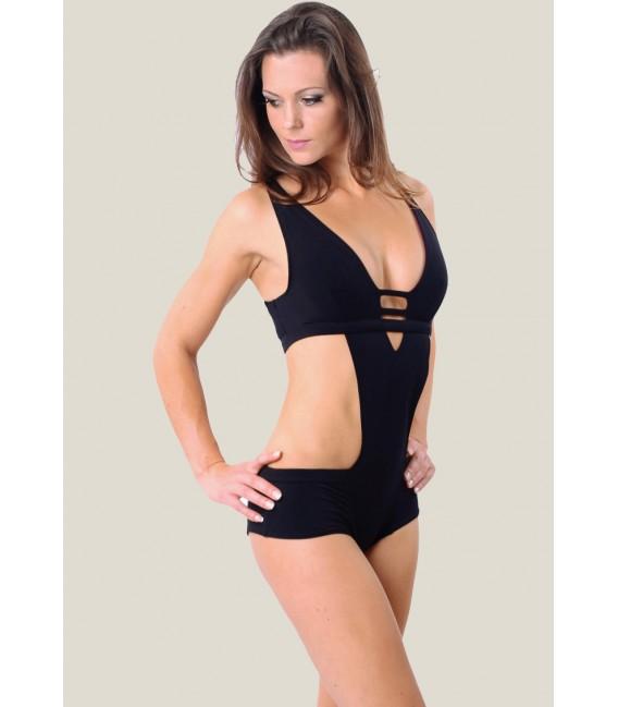 Vertige Bodysuit Black