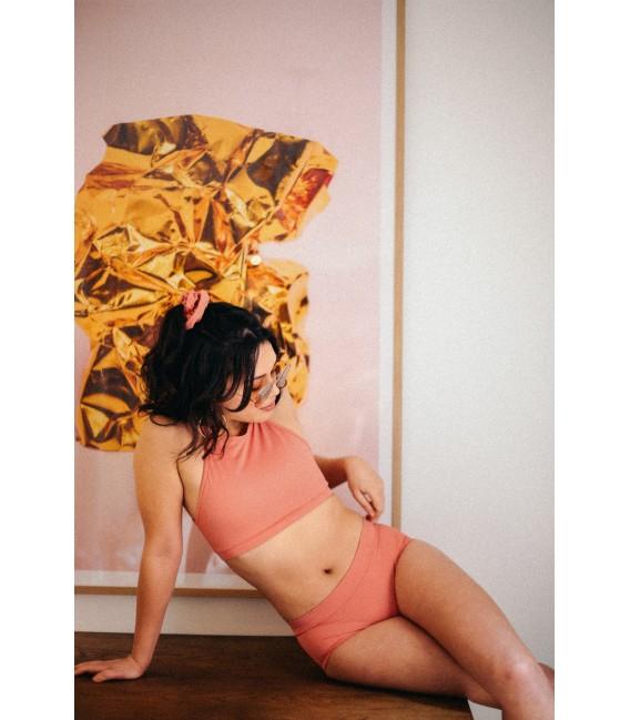 Viva Short Terracotta Pink