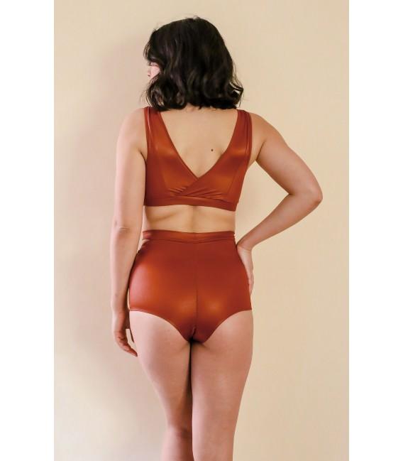 Fatale shorts Copper