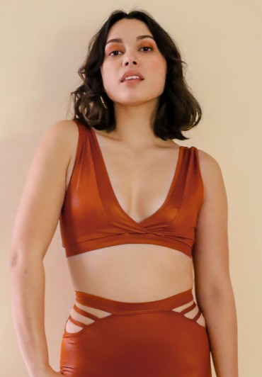 Stella Top Copper