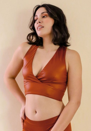 Jeanne Top Copper