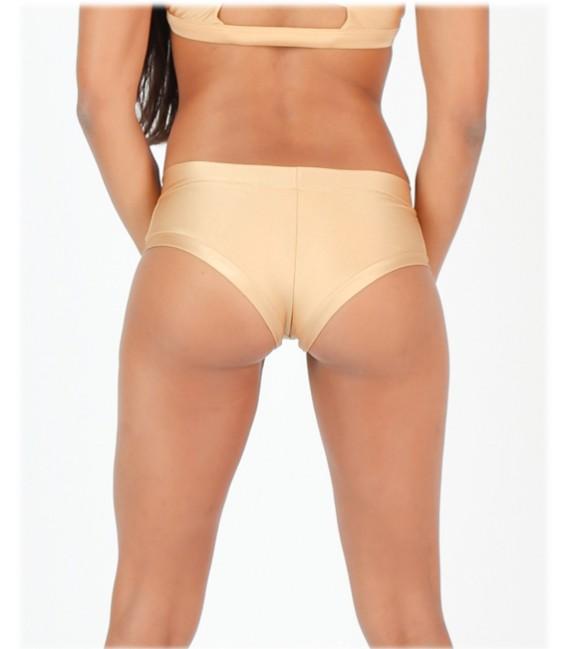Short Mimi Cream Gold