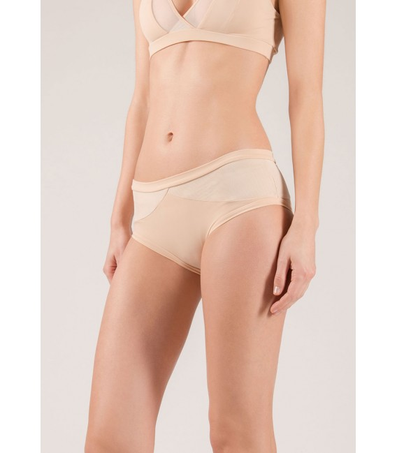 Diamant Nude shorts