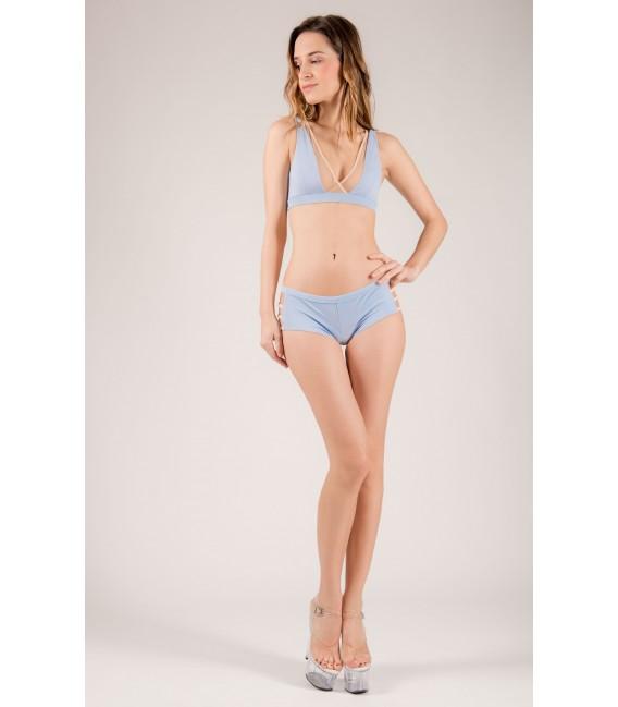 Lulu Shorts Horizon Blue