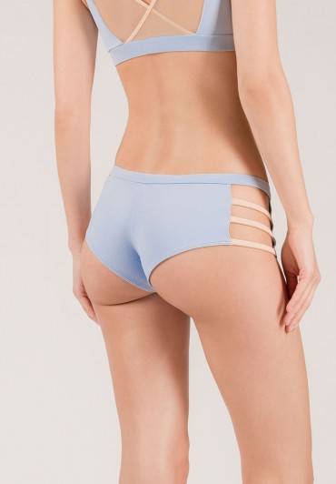 Lulu Shorts Horizon Blue