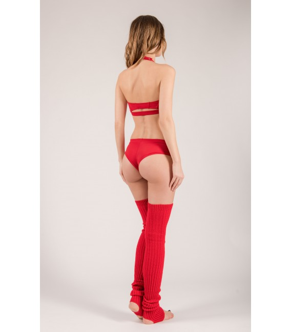 Mimi Shorts Passion Rouge
