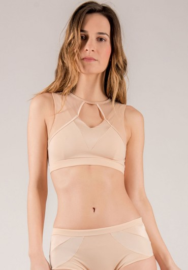 Diane Top Blush