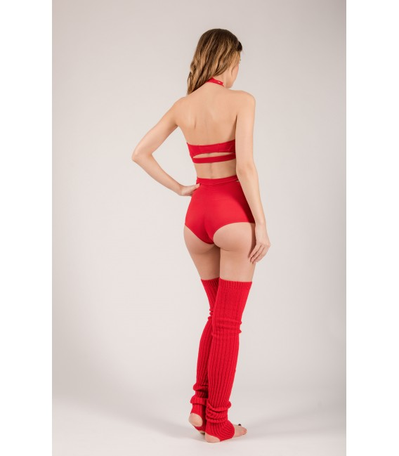Evane Top Passion Rouge