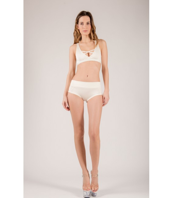 Pigalle Top Ivory