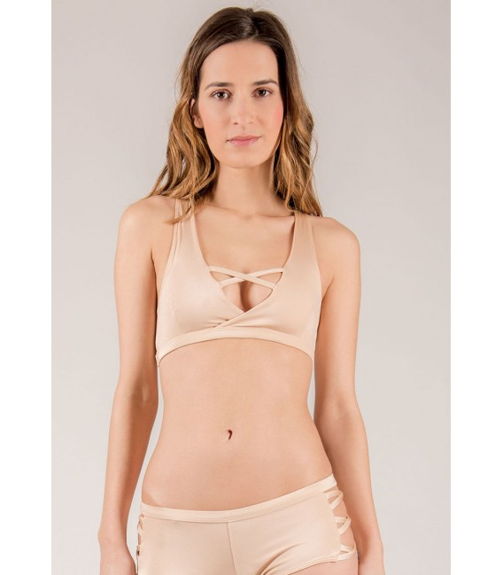 Pigalle Top Nude