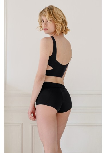 Juliette Bottom Black