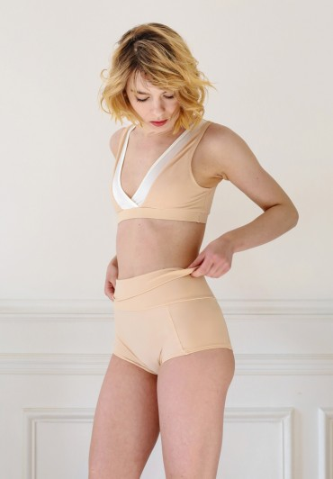 Short Juliette Blush